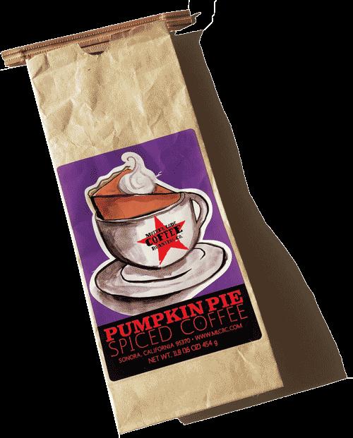 Pumpkin Pie Spice – Mother Lode Coffee Roasting Company